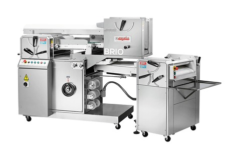 BRIO - BRIO/S Automatic units for rolled bread, long loaves and ciabatta for medium / big bakeries