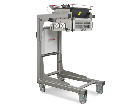 AAC: AUTOMATIC STAR FEEDER for dough feeding the dividers mod. TECNA 240 or MR8