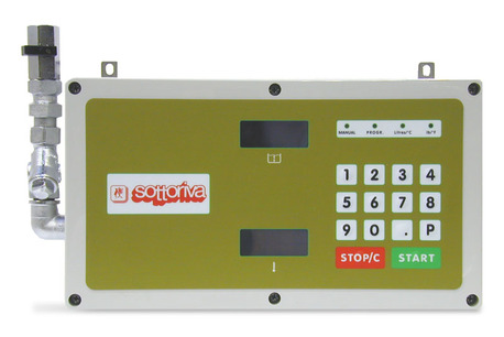 dosing unit Mod. SDA is an electronic unit with processor