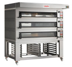 MODUL Electric modular deck oven